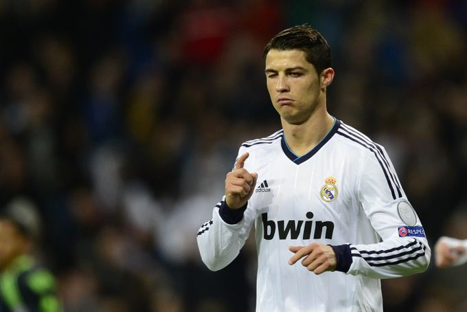 Reuters/Scanpix nuotr./C.Ronaldo pelnė įvartį į Ajax vartus
