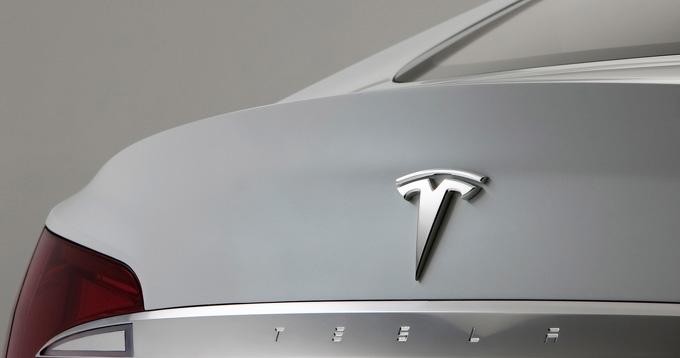 """Tesla"" logotipas"