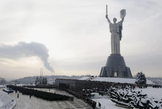 Reuters/Scanpix nuotr./Kijevas