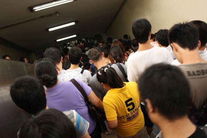 123rf.com nuotr. /Pekino metro