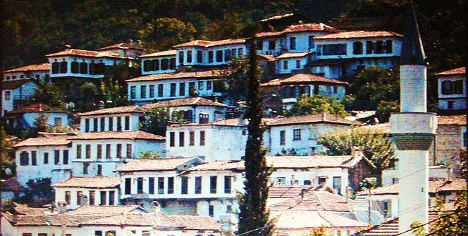 Wkimedia.org nuor./Turkijos kaimelis Şirince, anot padavimų, iagelbės nuo apokalipsės