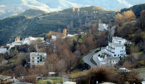 hotelberchules.com nuotr./Berčiuleso miestelis