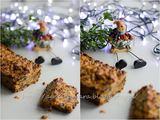 Autorės nuotr./Kalėdinis pyragas