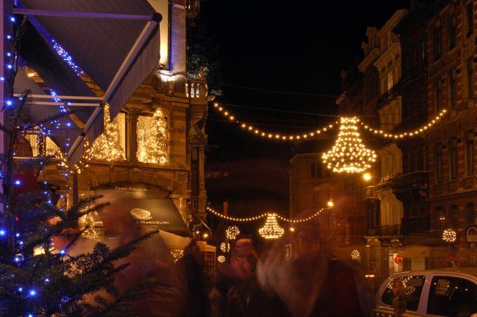 Scanpix nuotr./Kalėdos Briuselyje