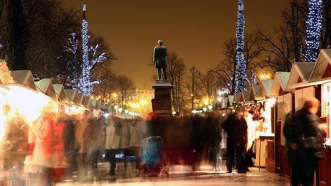 Helsinkio kalėdinis turgus
