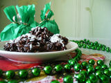 Autorės nuotr./Saulėgražų ir aokolado saldainiai