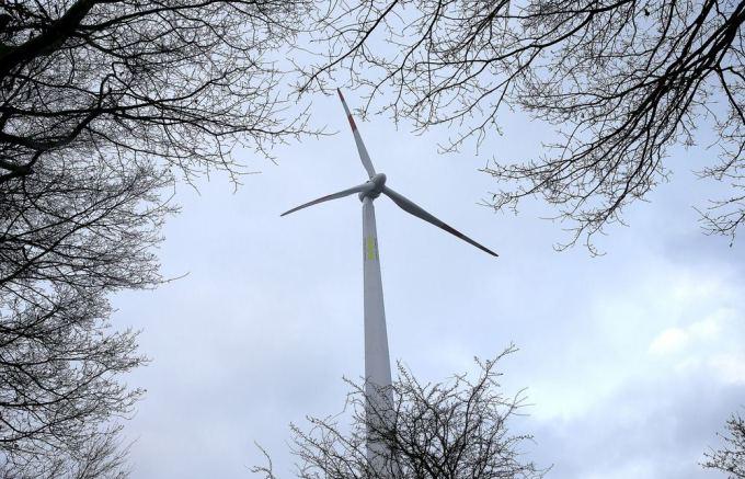 """Reuters""/""Scanpix"" nuotr./Vėjo jėgainė"