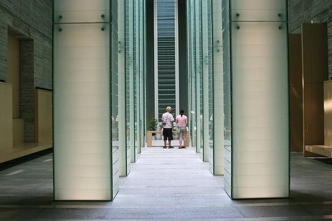 Wikimedia.org nuotr. /Nagasakio nacionalinis Taikos memorialas