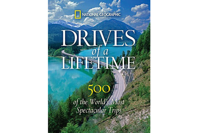 Gamintojo nuotr./National Geographic Drives of a Lifetime
