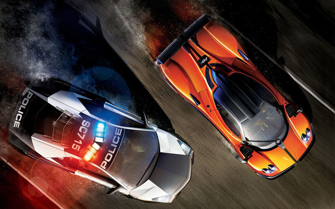Gamintojo nuotr./Need For Speed Hot Pursuit