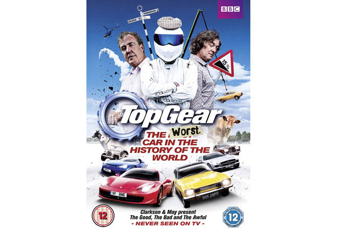 Gamintojo nuotr./Top Gear: The Worst Car in The History of The World