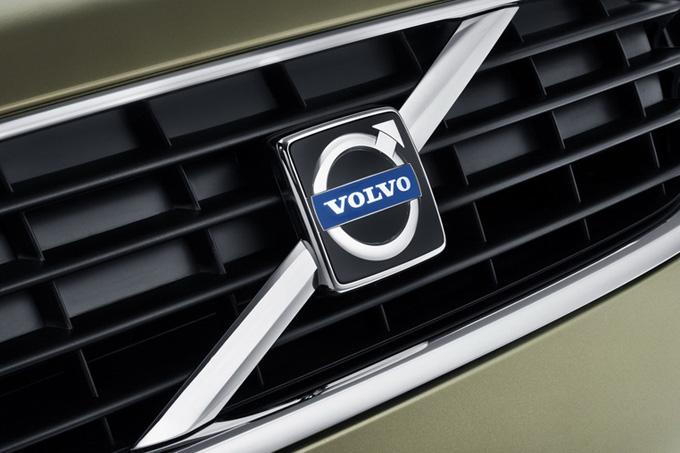 """""""Volvo"""" ženkliukas"""