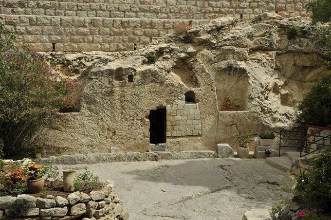Fotolia nuotr./Jėzaus kapo vieta Jeruzalėje.