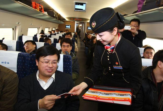 AFP/Scanpix nuotr./Naujajame traukinyje