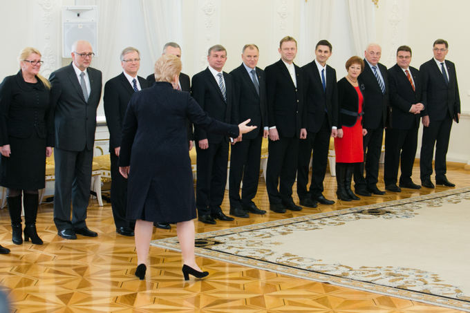 BFL/Lithuania's 16th Government
