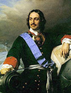 Caras Petras I Biržų pilyje lankstė Radvilų sidabrines lėkates.