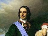 Caras Petras I Biržų pilyje lankstė Radvilų sidabrines lėkštes.