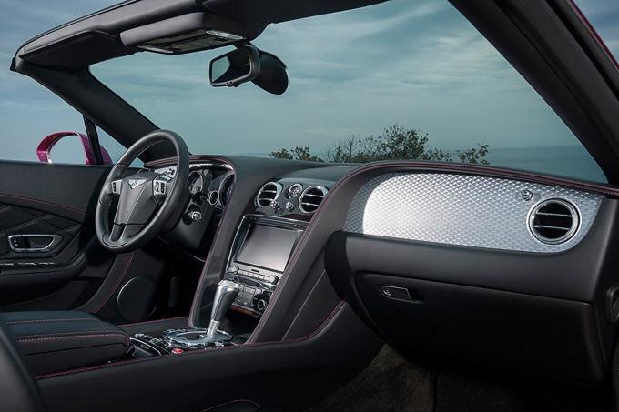 Gamintojo nuotr./Bentley Continental GTC Speed