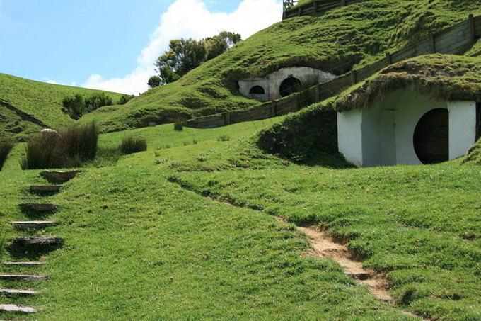Wikimedia.org nuotr./Hobitonas Naujojoje Zelandijoje tampa turistų traukos centru