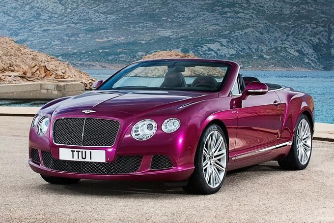 """""""Bentley Continental GTC Speed"""""""