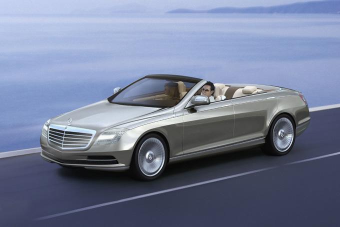 "Koncepcinis ""Mercedes-Benz Ocean Drive"""
