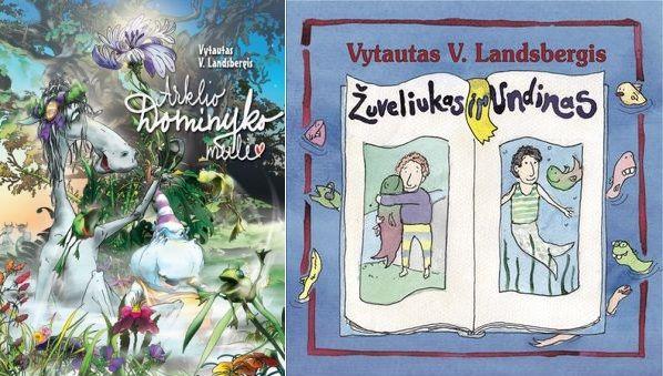 Vytauto V.landsbergio knygos