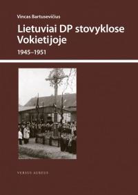 V.Bartusevičiaus knyga apie pabėgėlius Vokietijoje