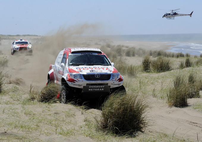 2012-ųjų Dakaro ralis