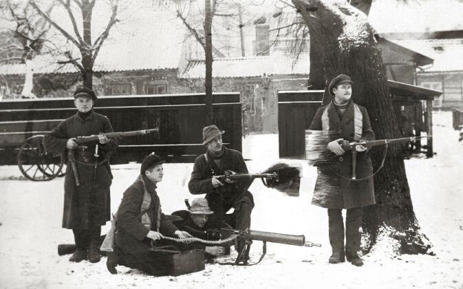 Klaipėdos sukilėliai