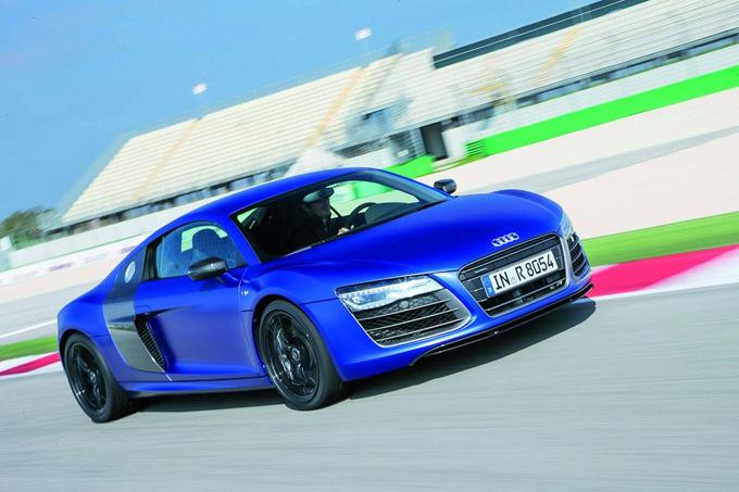 Gamintojo nuotr./Audi R8