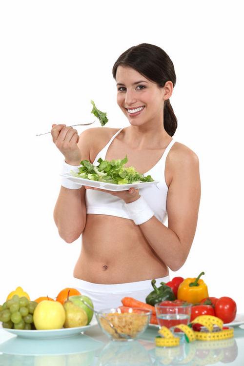 Диеты с помощью правильного питания