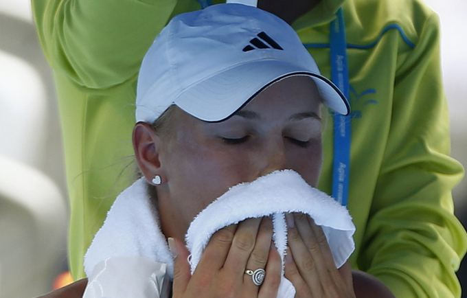 Scanpix nuotr./Carolina Wozniacki