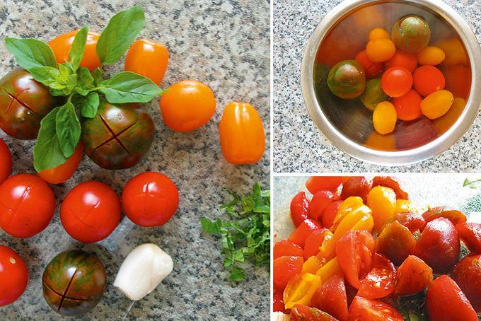 E. Monkevič nuotr./Pomidorų ruoaimas