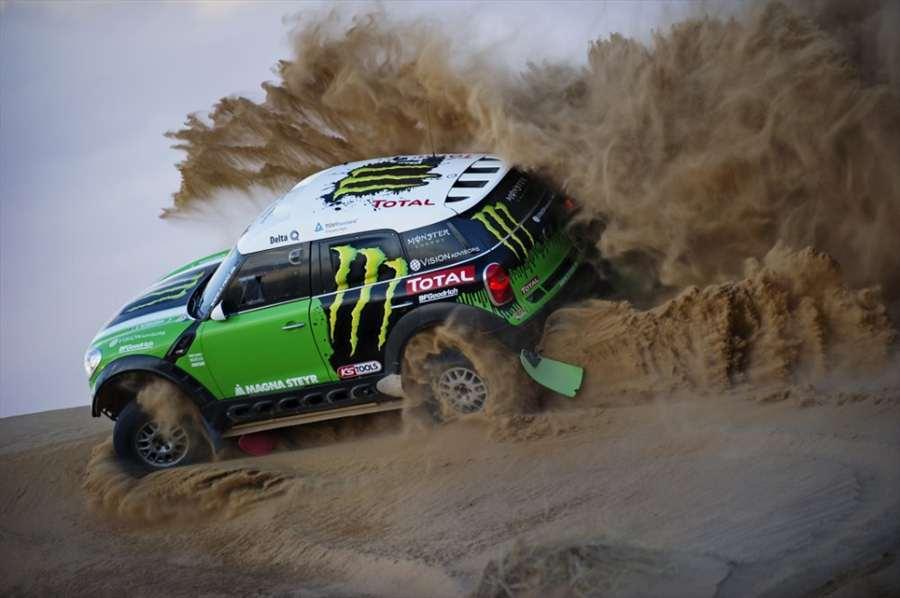Dakaro ralis/Gamintojo nuotrauka