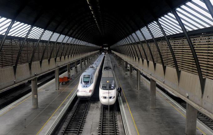 AFP/Scanpix nuotr./Paryžių ir Barseloną sujungė gretieji traukiniai