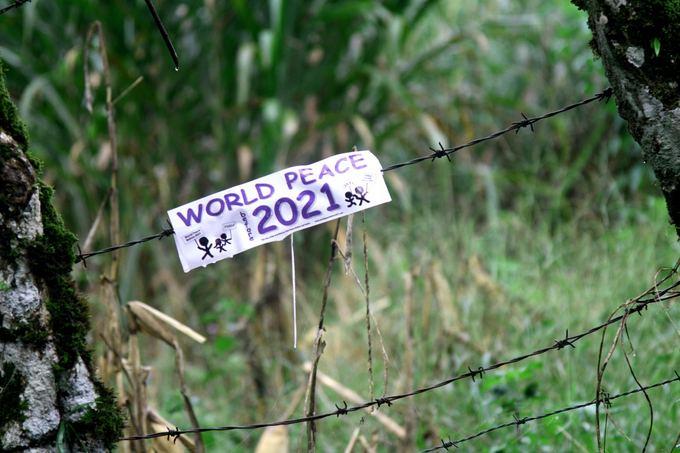 Evelinos ir Karolio nuotr./Pasaulio taika