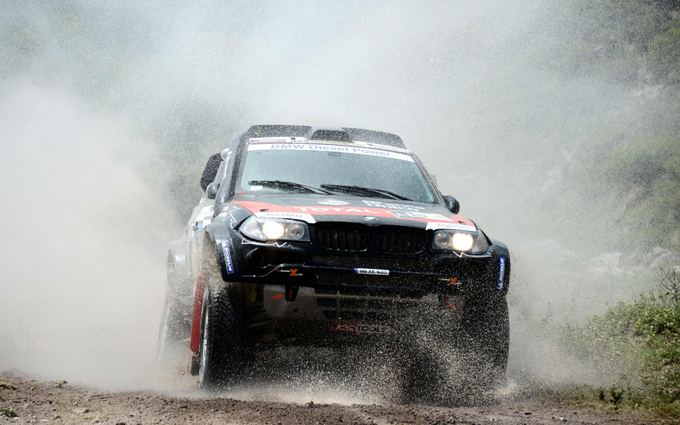 Scanpix nuotr./Ilgiausias Dakaro ralio etapas