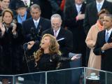 Beyonce gieda Amerikos himną