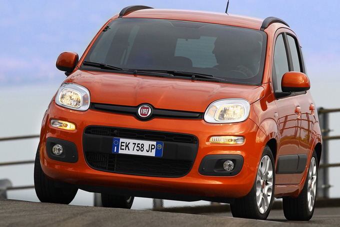 Gamintojo nuotr./Fiat Panda