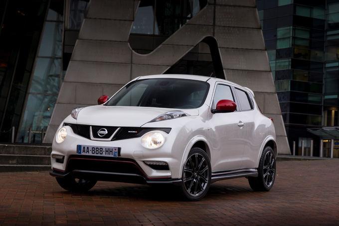 Gamintojo nuotr./Nissan Juke Nismo