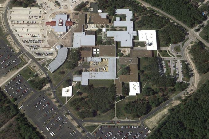 Reuters/Scanpix nuotr./Studentų miestelis, kuriame įvyko ginkluotas iapuolis