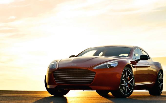 """Aston Martin Rapide S"""
