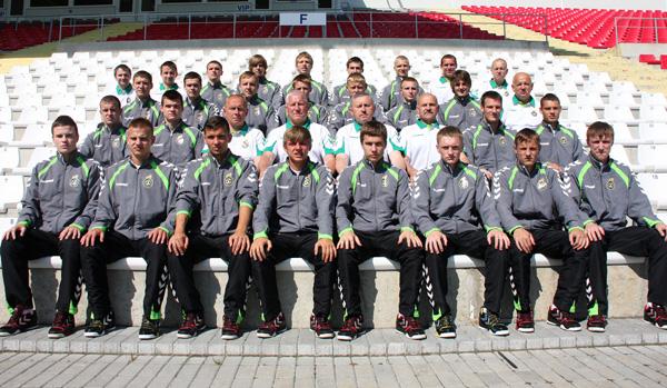 Lietuvos futbolo (U-21) rinktinė