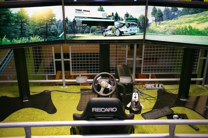 Facebook.com nuotr./Hoonigan Racing Division biuras