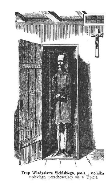 Wladislavo Sicinskio lavonas dar ilgai buvo tampomas iš kampo į kampą.