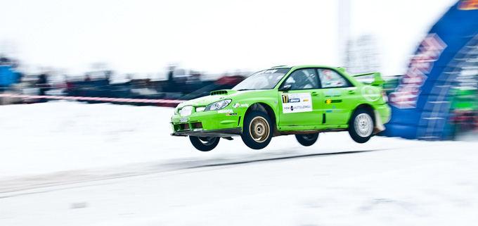Skaitytojo Gedimino R. nuotr./Halls Winter Rally 2013