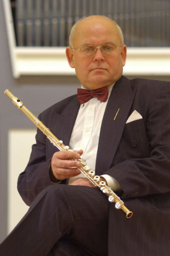 M. Rashkovskij nuotr./Algirdas Vizgirda