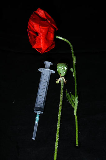 BFL/Rūtos Kalmukos nuotr./Narkotikai