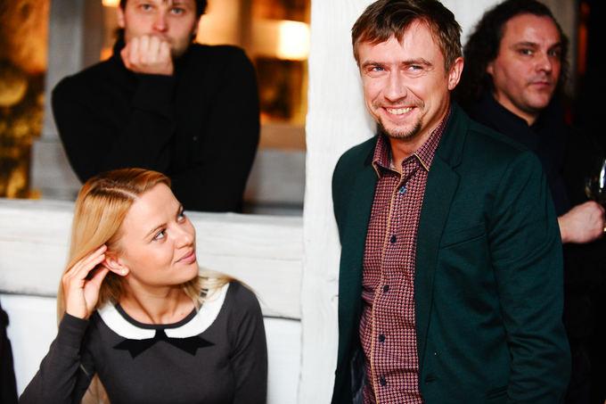 Luko Balandžio nuotr./Renata Uzialkaitė ir Marius Jampolskis
