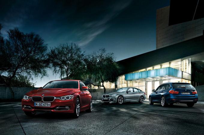Gamintojo nuotr./BMW 3 Gran Turismo